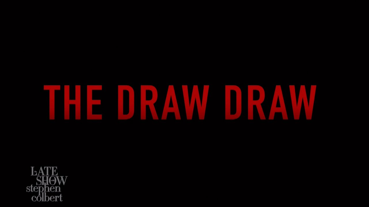 The Draw To See How CNN Draws For The Draw