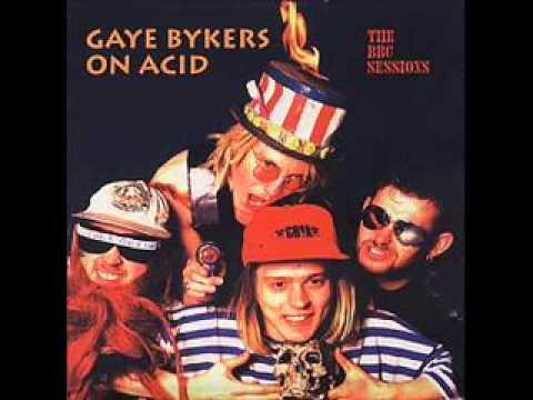 Gay bikers on acid