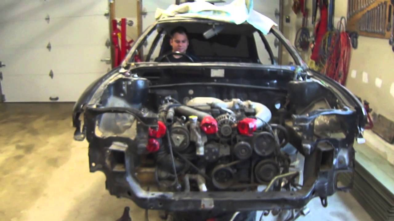 My Mitsubishi Lancer Evolution Drift Build  Part 12  Engine Test