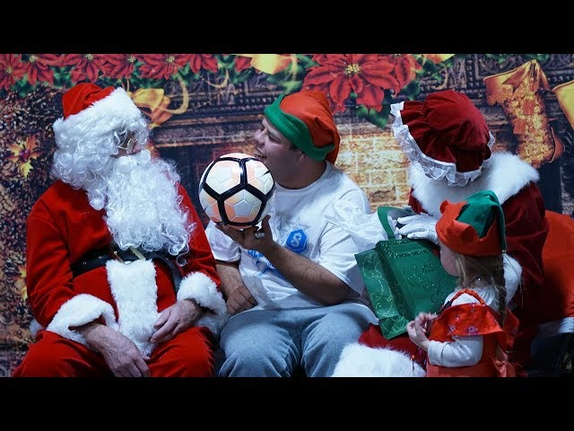 Christmas All-Stars Club 2017