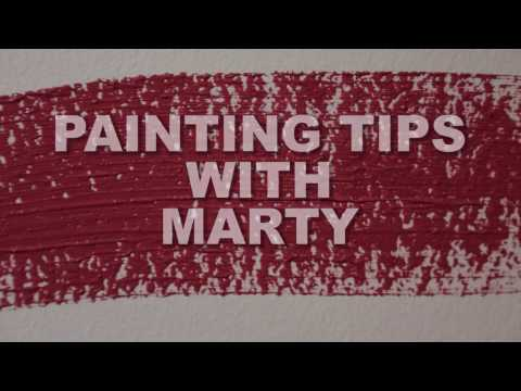 How To Paint Trim: The Best Painter in Minneapolis--Martin O'Connor--Shows You How to Paint Trim