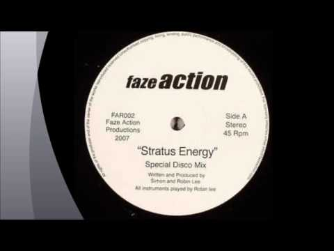 Faze Action Stratus Energy Full Album