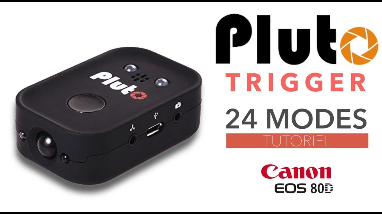 Pluto Trigger Iphone Canon Eos 80d Youtube
