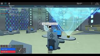 ROBLOX! Two special crystals on star wars Jedi Temple on Ilum!
