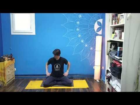 Práctica de Yoga integral