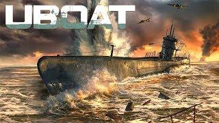 Uboat Early Access Gametest Ryzen 3600 RTX 2060 16gb 3200mhz 21:9 2560x1080