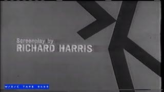 WOC Tape 0460 End Credit Announcements Compilation - 1985