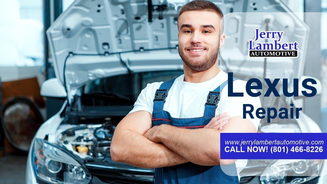 Lexus Auto Repair Shops Near Me
