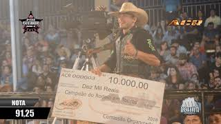 Final do Rodeio de Conchas-SP 2018