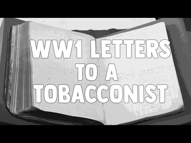 Signs & Wanders - Ode to Tobacco & Bacon's Tobacconist