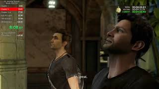 Uncharted 2 Any% PS4 Speedrun 1:25:29