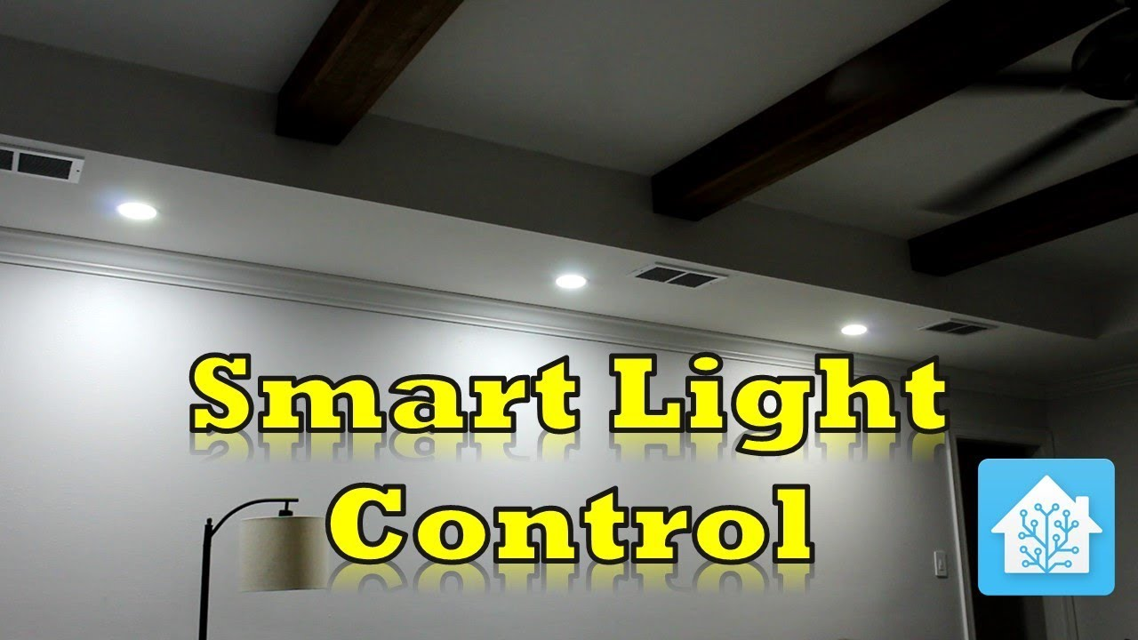 Smart Light Control with RGBW Downlights and 3 Way Dimmers