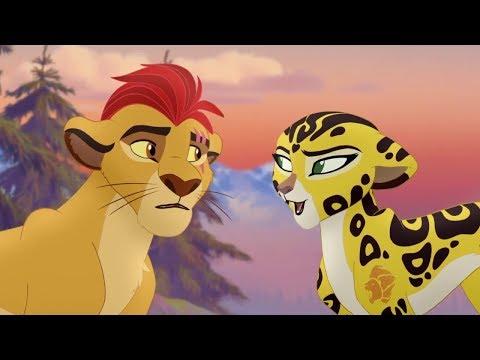 В Чём Твоя Суть L Дубляж L Remember What Makes You You (Russian) L The Lion Guard L Full Song