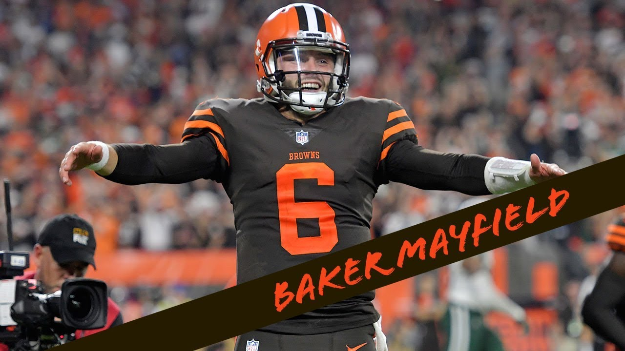 e1f02c862 Baker Mayfield 2018-19 Highlights  HD  - YouTube