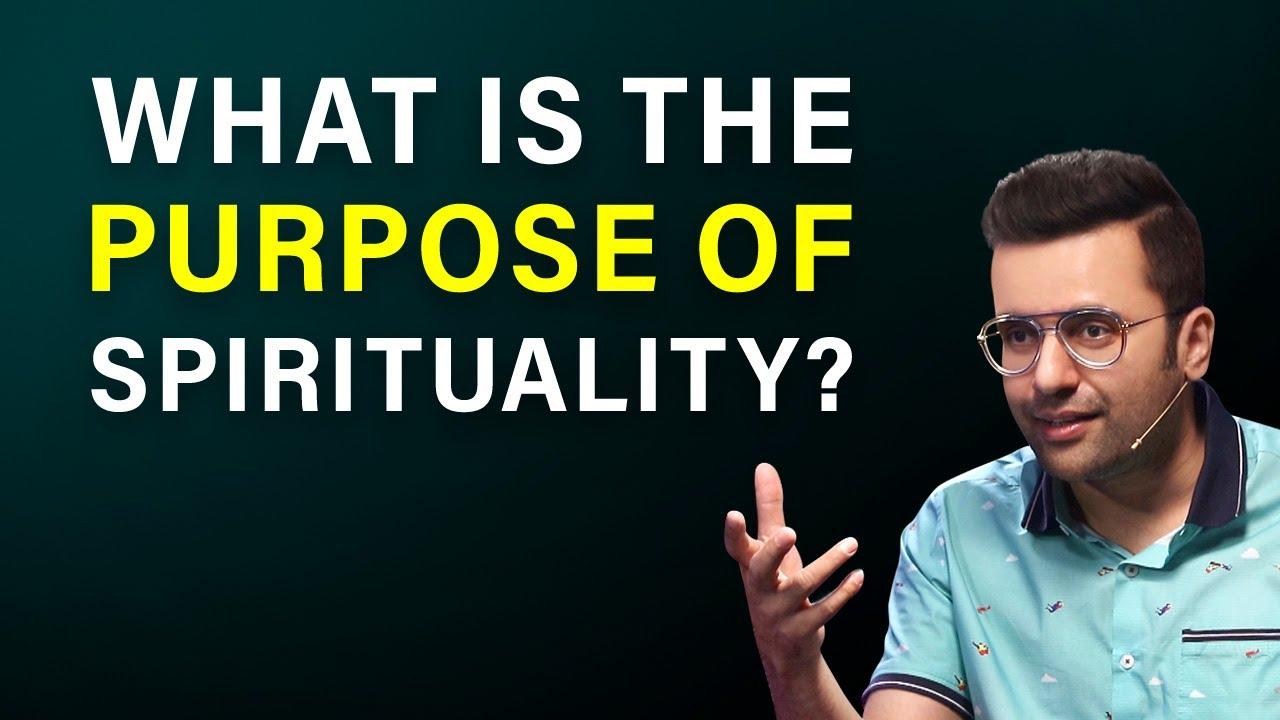 What is the Purpose of Spirituality? By Sandeep Maheshwari   Hindi