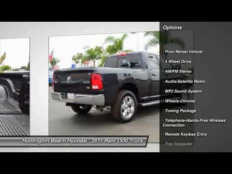2015 Ram 1500 Huntington Beach CA BR1171