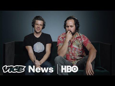 The Killers New Music Corner Ep. 2: VICE News Tonight (HBO)