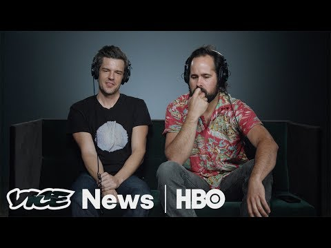 The Killers New Music Corner Ep. 2: VICE...