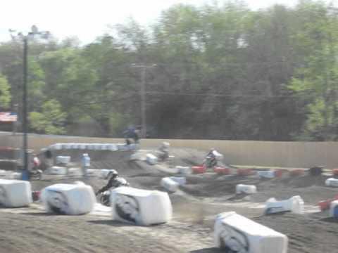 Eric Wallace #224 Supercross 4/29/2012