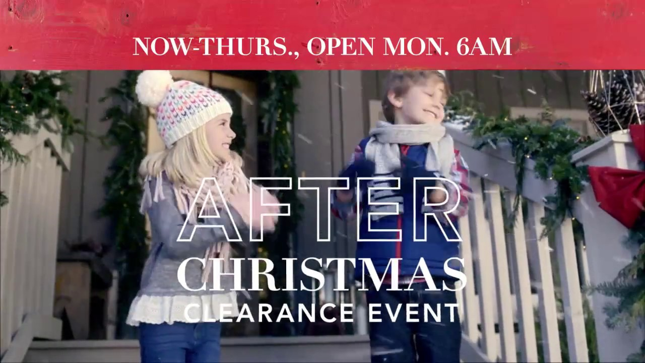 Belk Christmas Sale Campaign 5 - YouTube