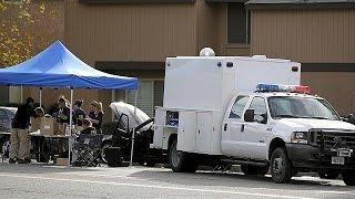 Pipe bombs, ammunition found at San Bernardino shooting suspects' home