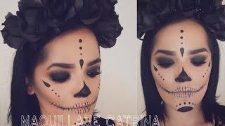 Catrina Maquillaje