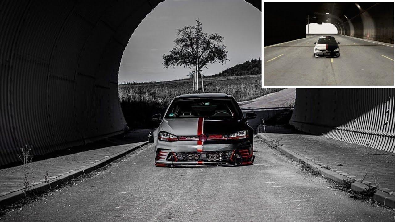 #gercegisanaladonustur #21 VW GOLF MK7 ( Car Parking Multiplayer )
