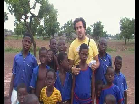 Life Changing Volunteering Experience Ghana with Volunteering Solution