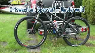 SN-BIKES testen, kaufen und GEBRAUCHEN - Radtour im HOHEN WESTERWALD Mai 2014