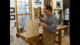 This video is not available. Making a Veneered Sideboard Part 5-7, Edge Banding: Andrew Pitts FurnitureMaker