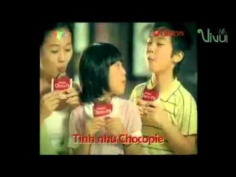 Quảng cáo bánh Orion Choco Pie