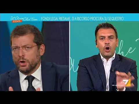 Romano (PD) vs Poletti (Libero): 'Salvini è responsabile dei soldi sottratti dalla Lega agli ...