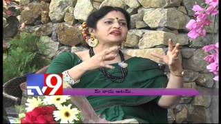 Jayamalini's day with Tv9