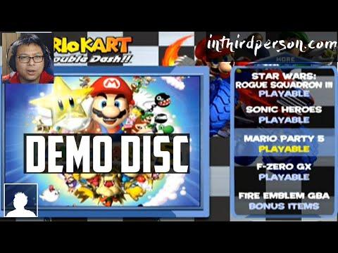 Mario Kart: Double Dash Bonus Disc Live Stream