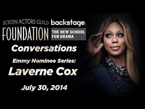 Conversations with Laverne Cox