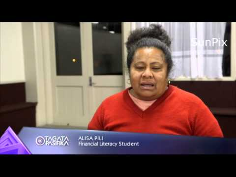 Financial Literacy for Pacific Families
