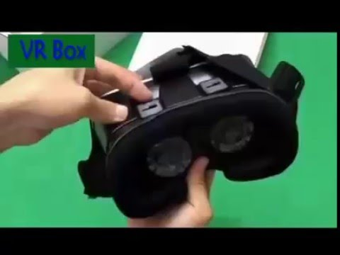 Virtual Reality (VR) Gear - Unboxing - For Iphone , Samsung, HTC, Sony - 2016