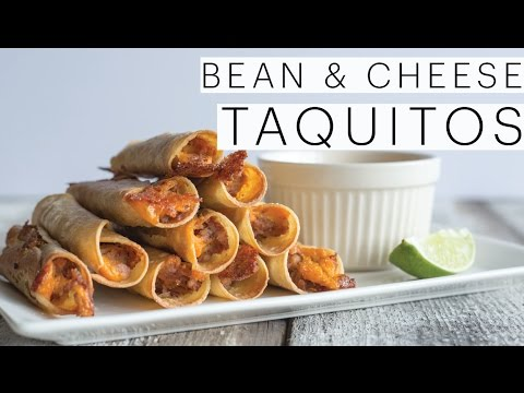 baked-taquitos-with-creamy-salsa-and-guacamole-|-best-super-bowl-snacks-|-the-edgy-veg