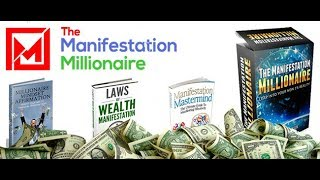 The Manifestation Millionaire Review-Does It Work? or Scam?