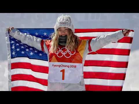 Chloe Kim, of Southern California, wins gold medal in women's halfpipe I ABC7