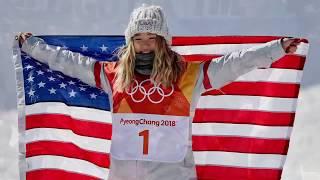 Chloe Kim, of Southern California, wins gold medal in women