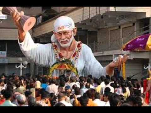 SHIRDI SAI BHAJAN ....HIMMAT HAAR KE BHAG NA JANA. BY MANHAR UDHAS ; EDITED BY SUJIT MADHUAL
