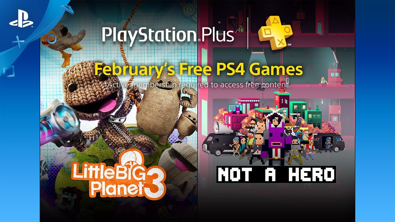 Every PS4, PS3 and PS Vita game you can download for free in