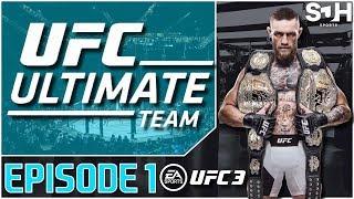 EA Sports UFC 3 - Ultimate Team - Episode 1
