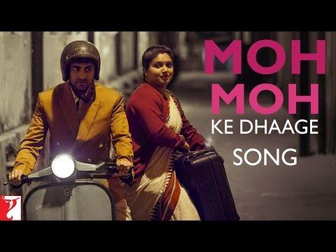 Moh Moh Ke Dhaage Song - Dum Laga Ke Haisha