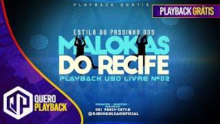 """Baixar BREGA FUNK """"ESTILO PASSINHO DOS MALOKAS DE RECIFE""""(PLAYBACK GRÁTIS - USO LIVRE #002)"""