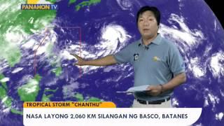 Panahon.TV | August 14, 2016, 5:00AM (Part 1)