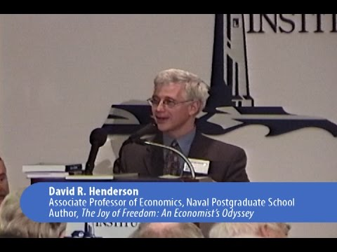 David R. Henderson | Why Freedom Matters More Than Ever