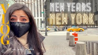 VLOG | New Years Eve 2020 in New York City