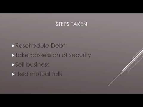 Asset Reconstruction Company| Banking